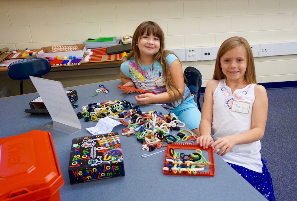 "<h1>Creators Build and Collaborate in CoLaboratory</h1> <p>In Hoover-Wood's new CoLaboratory, students choose stations to create, invent, tinker, explore, and discover using a variety of tools and materials.<br />  <br /> <strong><a href=""https://hws.bps101.net/news/hoover-woods-new-colaboratory-encourages-creativity-exploration/"">Read more ></a></strong></p>"